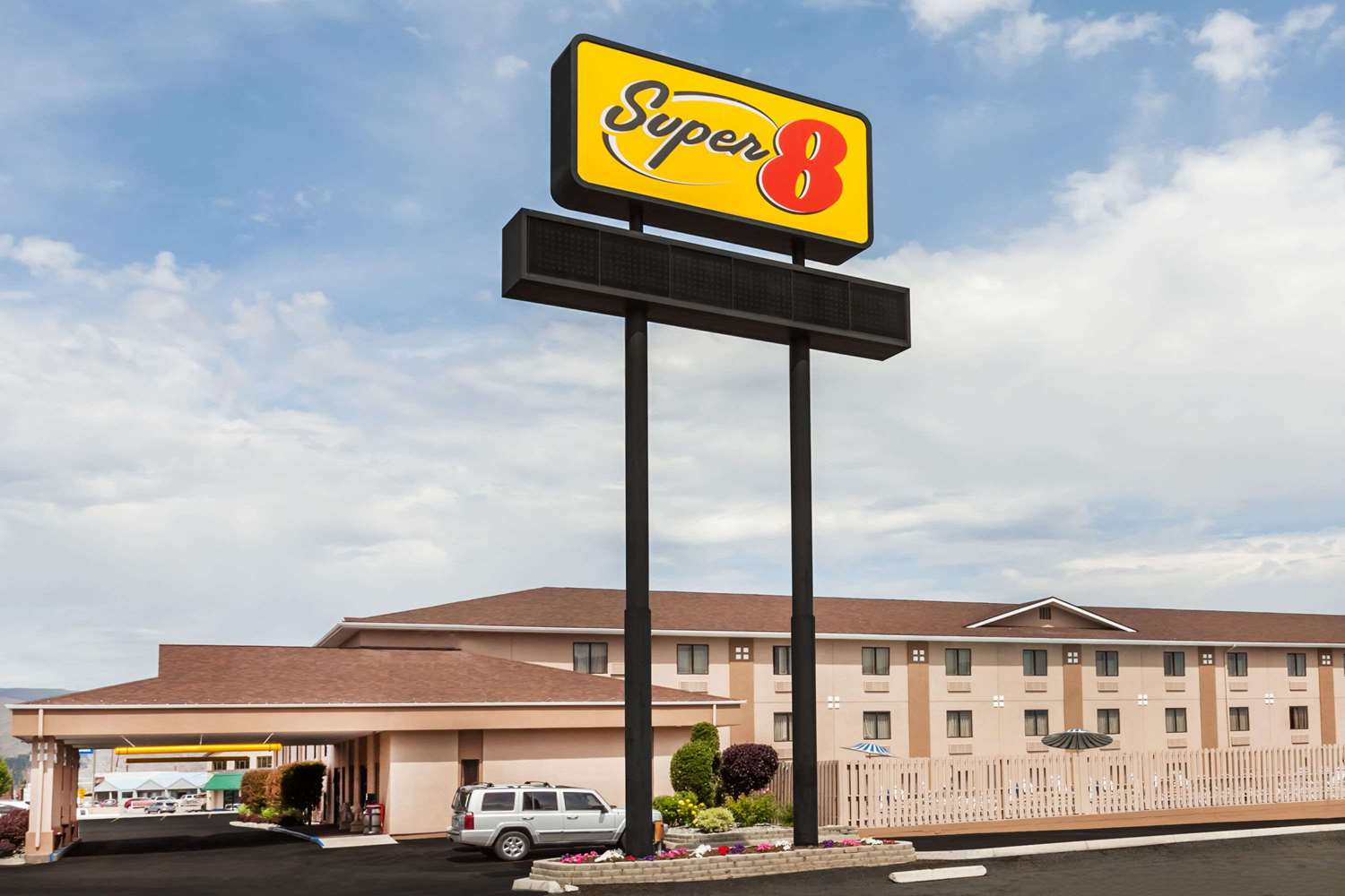 Super 8 Hotel Wenatchee
