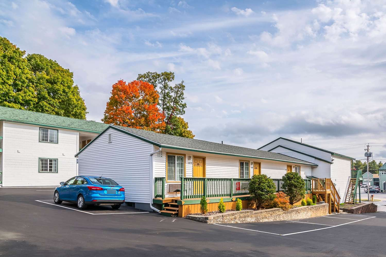 Americas Best Inn South Lake George