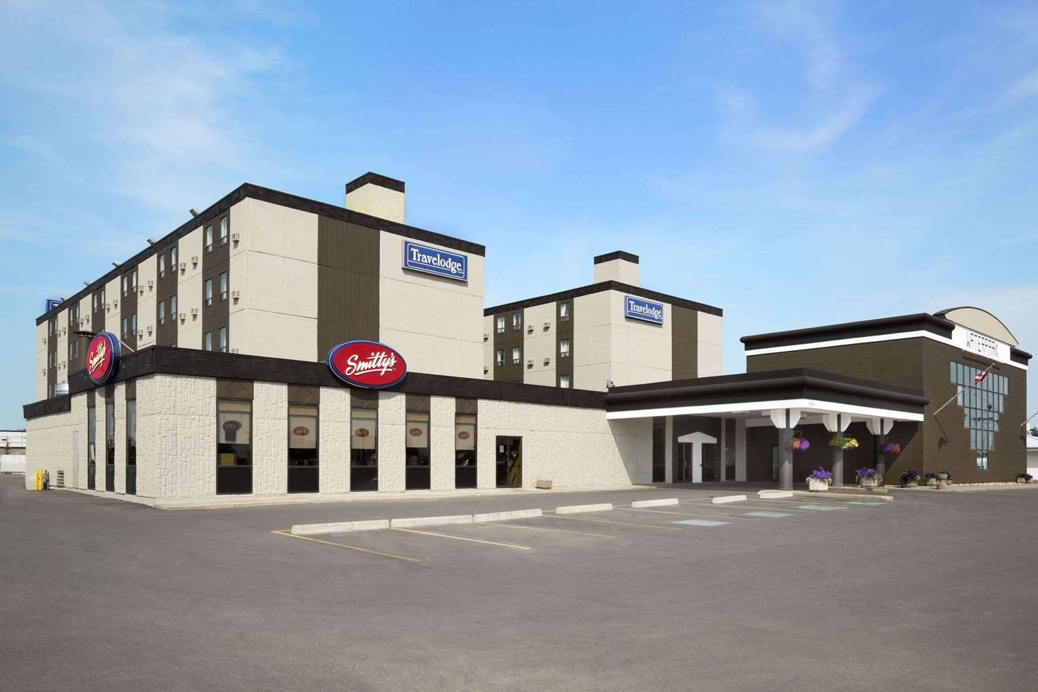 Travelodge West Edmonton