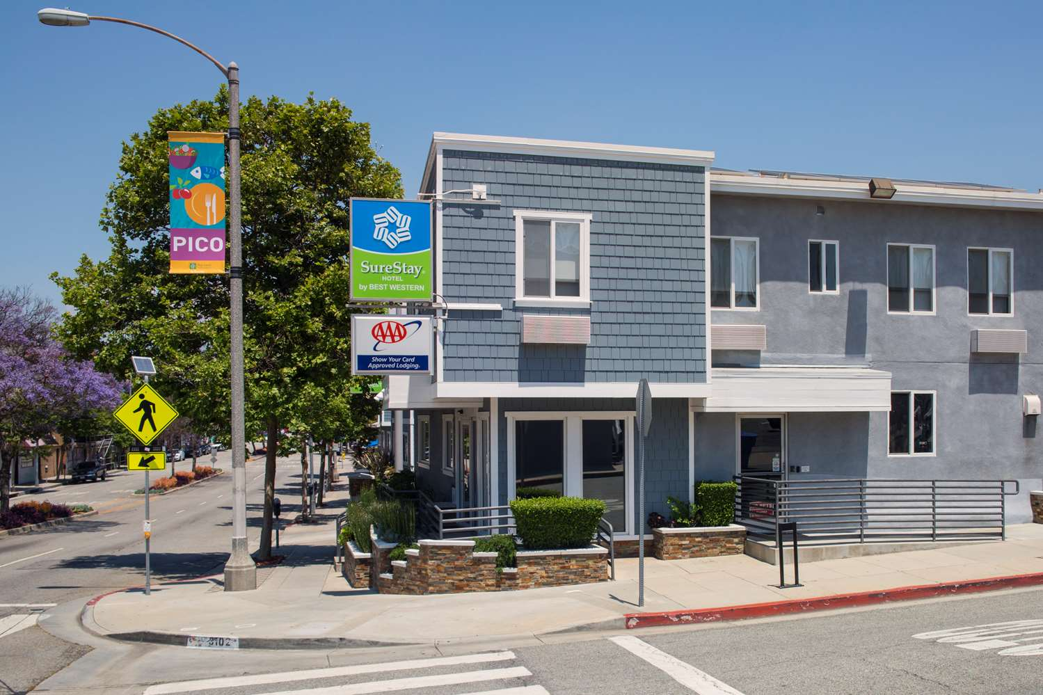 Travelodge Pico Blvd Santa Monica
