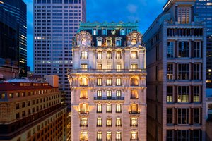 St Regis Hotel New York City