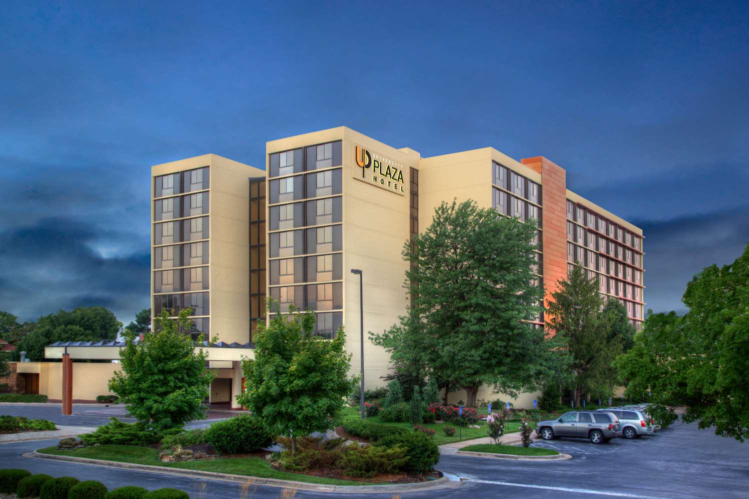 University Plaza Hotel & Conference Center Springfield