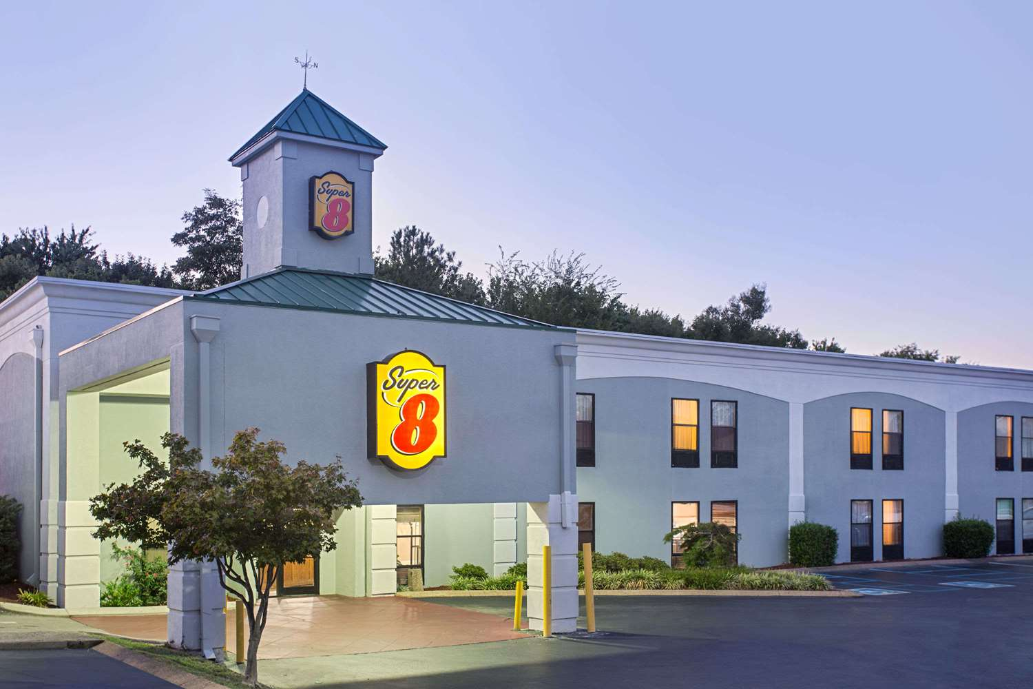 Super 8 Hotel Chattanooga