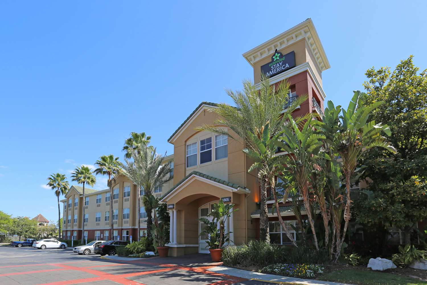Extended Stay America Hotel North West Shore Blvd Airport