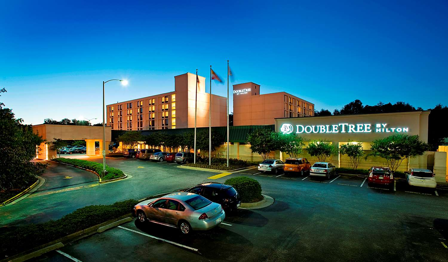 DoubleTree by Hilton Hotel BWI Airport Linthicum