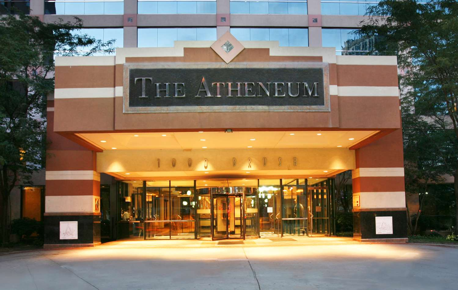 Atheneum Suite Hotel Detroit
