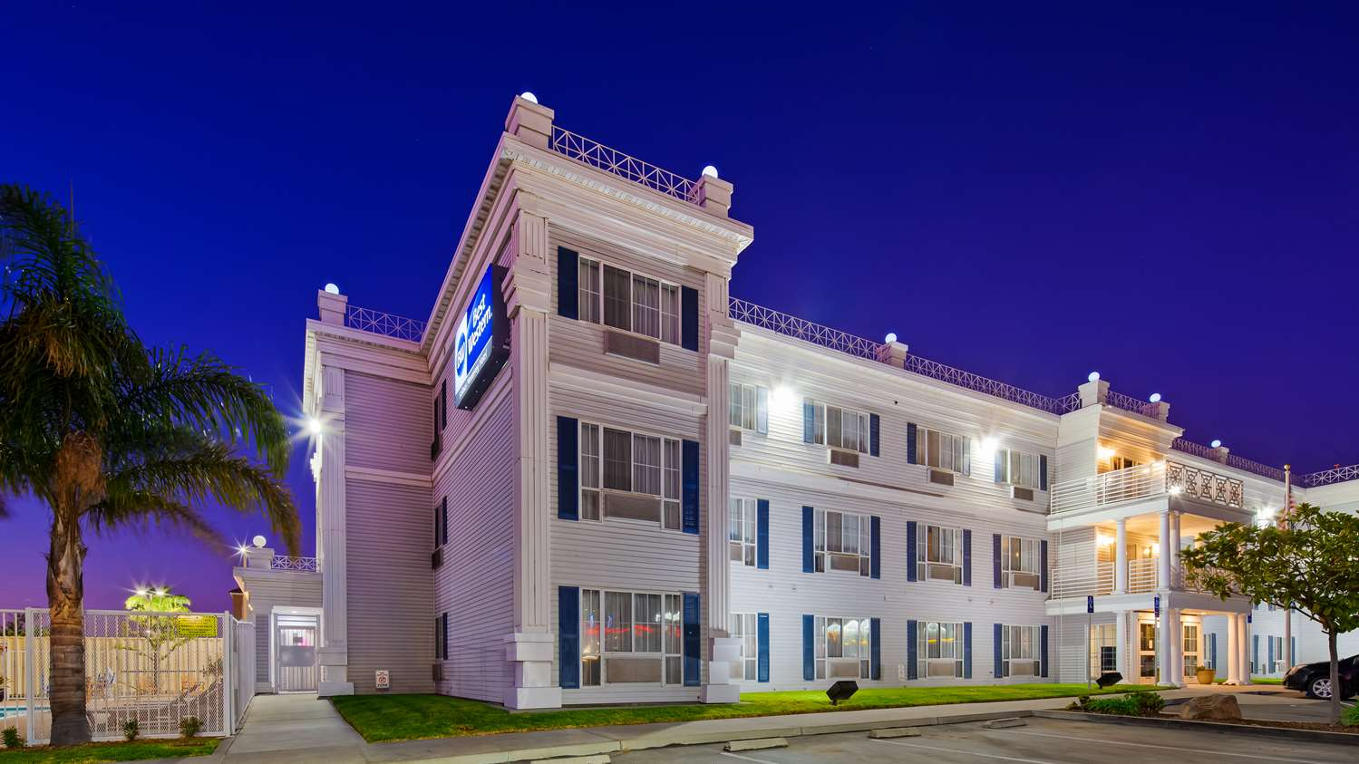 Best Western John Jay Inn Salinas