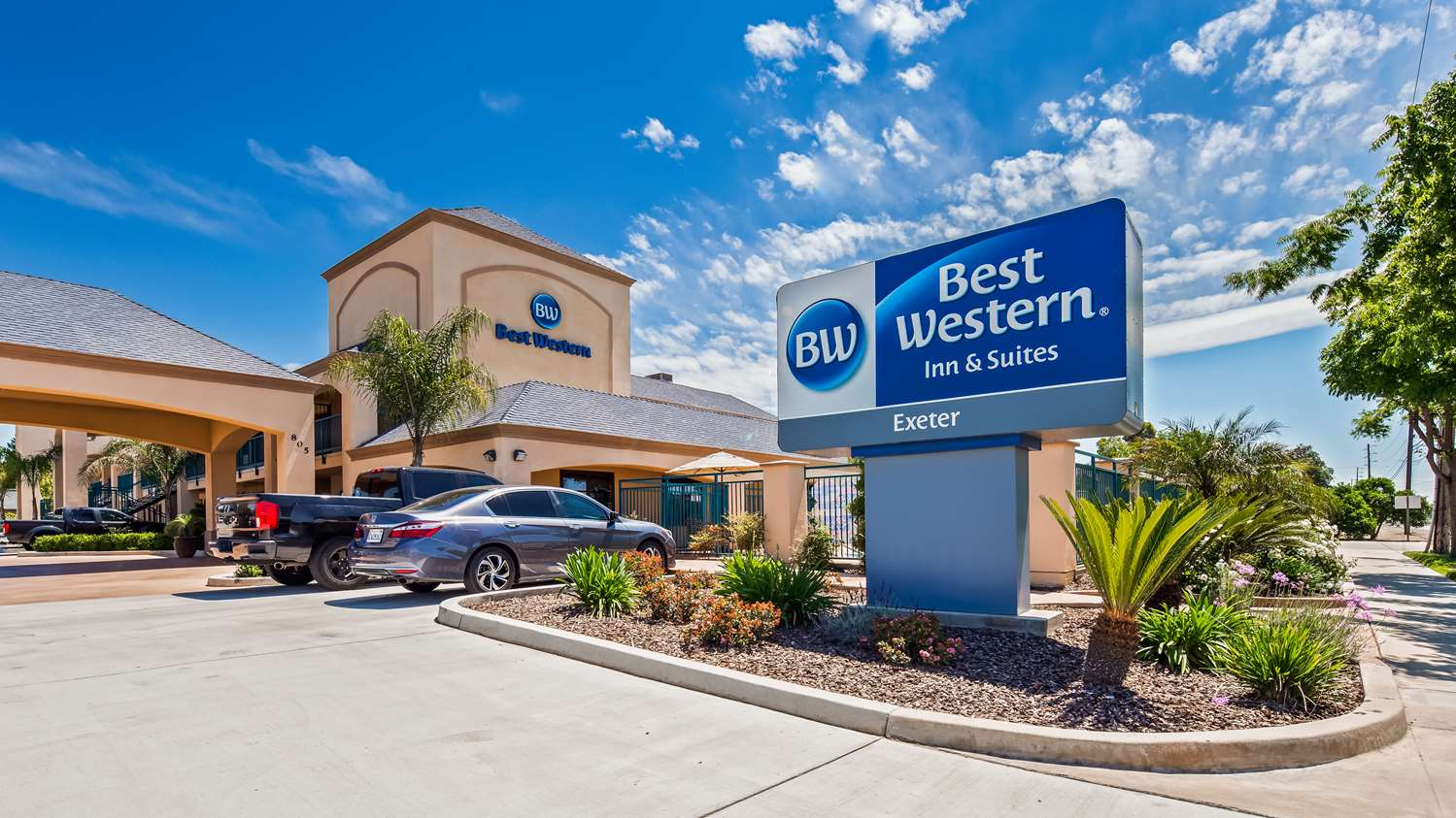 Best Western Inn & Suites Exeter