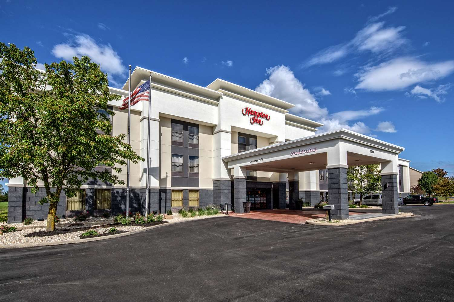 Hampton Inn Plainfield