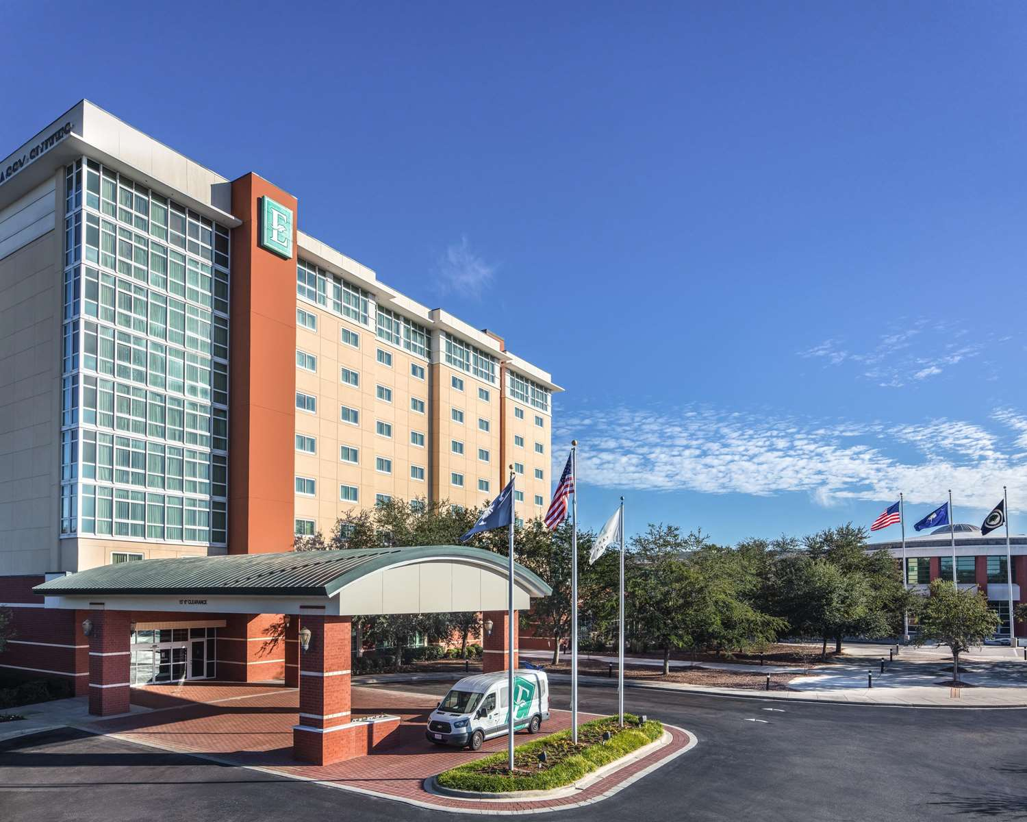 Embassy Suites Charleston Convention Center N Charleston