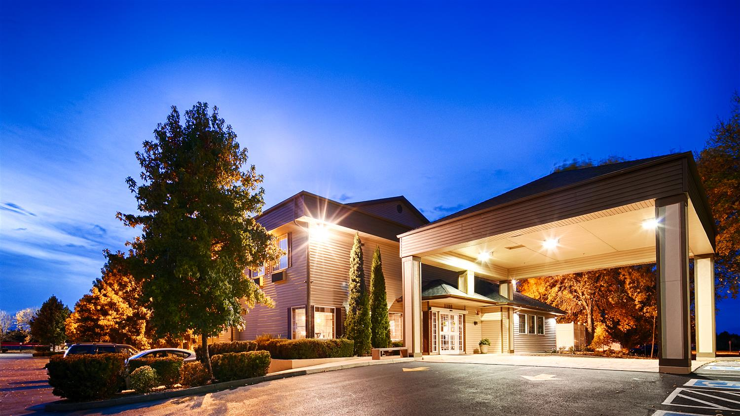 Best Western Plus Prairie Inn Albany