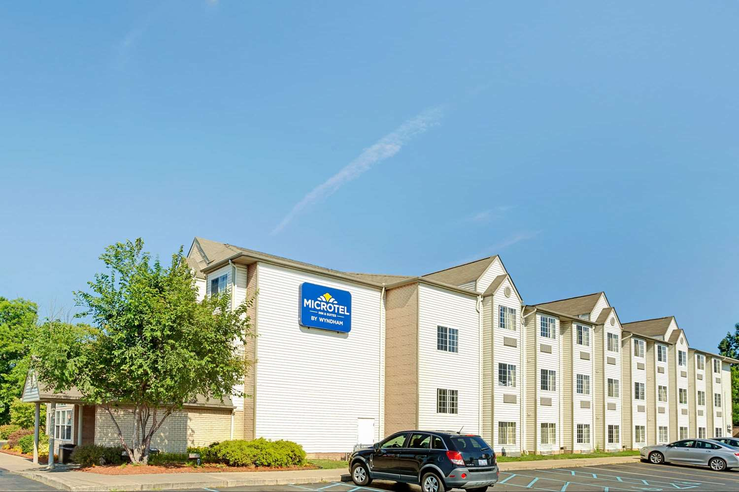 Microtel Inn & Suites by Wyndham Roseville