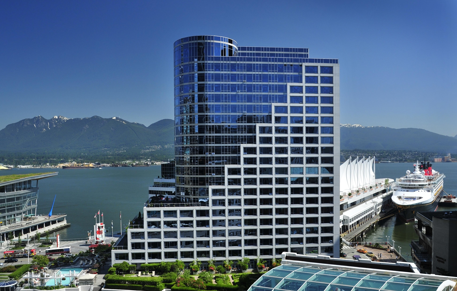 Fairmont Waterfront Hotel Vancouver