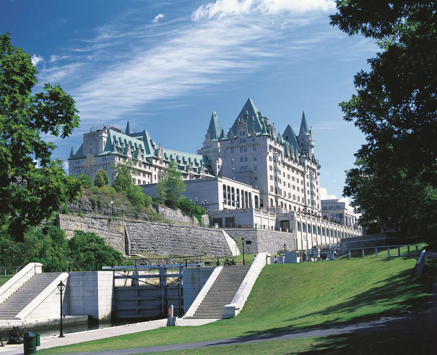 Fairmont Chateau Laurier Hotel Ottawa