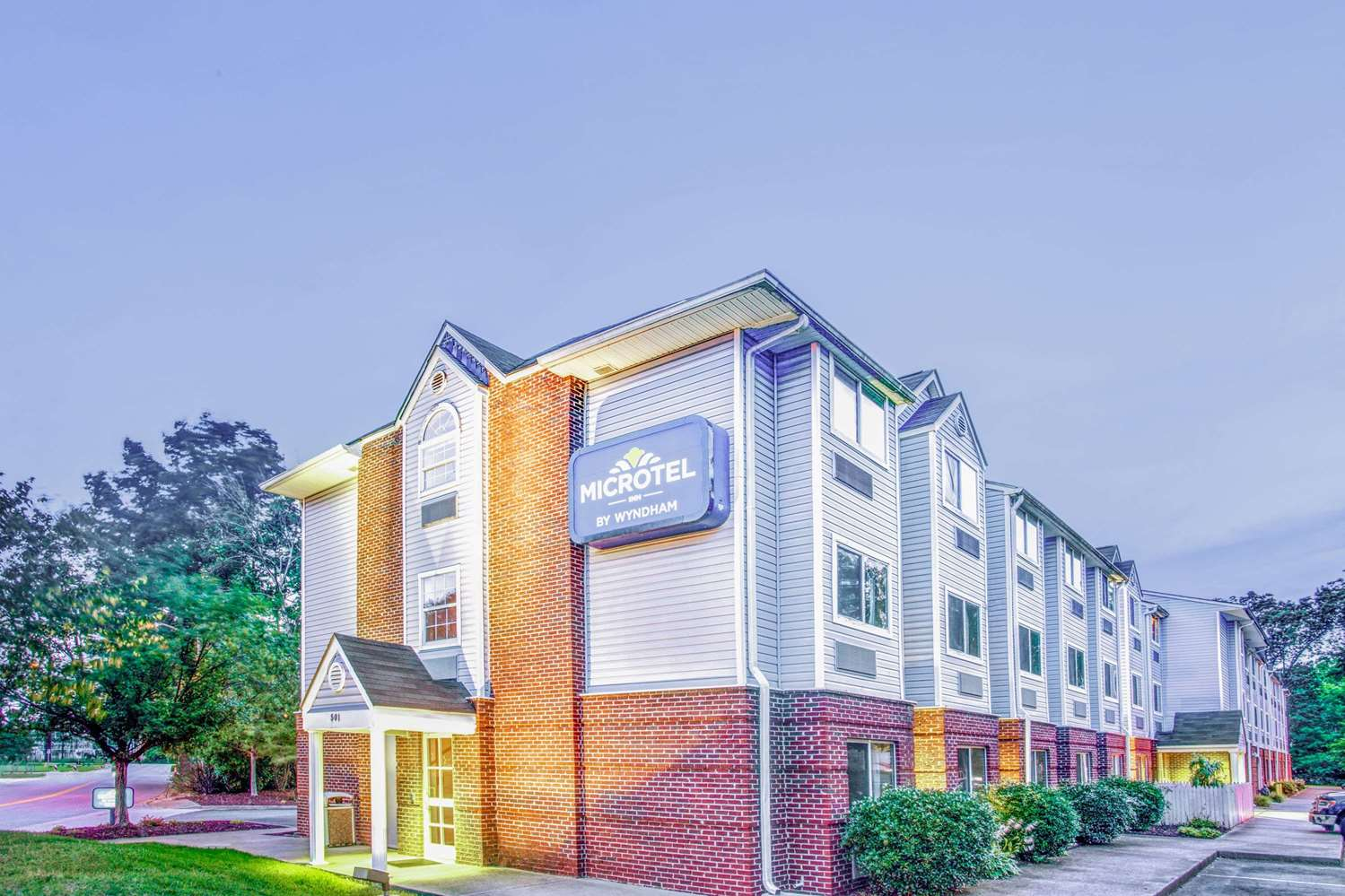 Microtel Inn by Wyndham Newport News