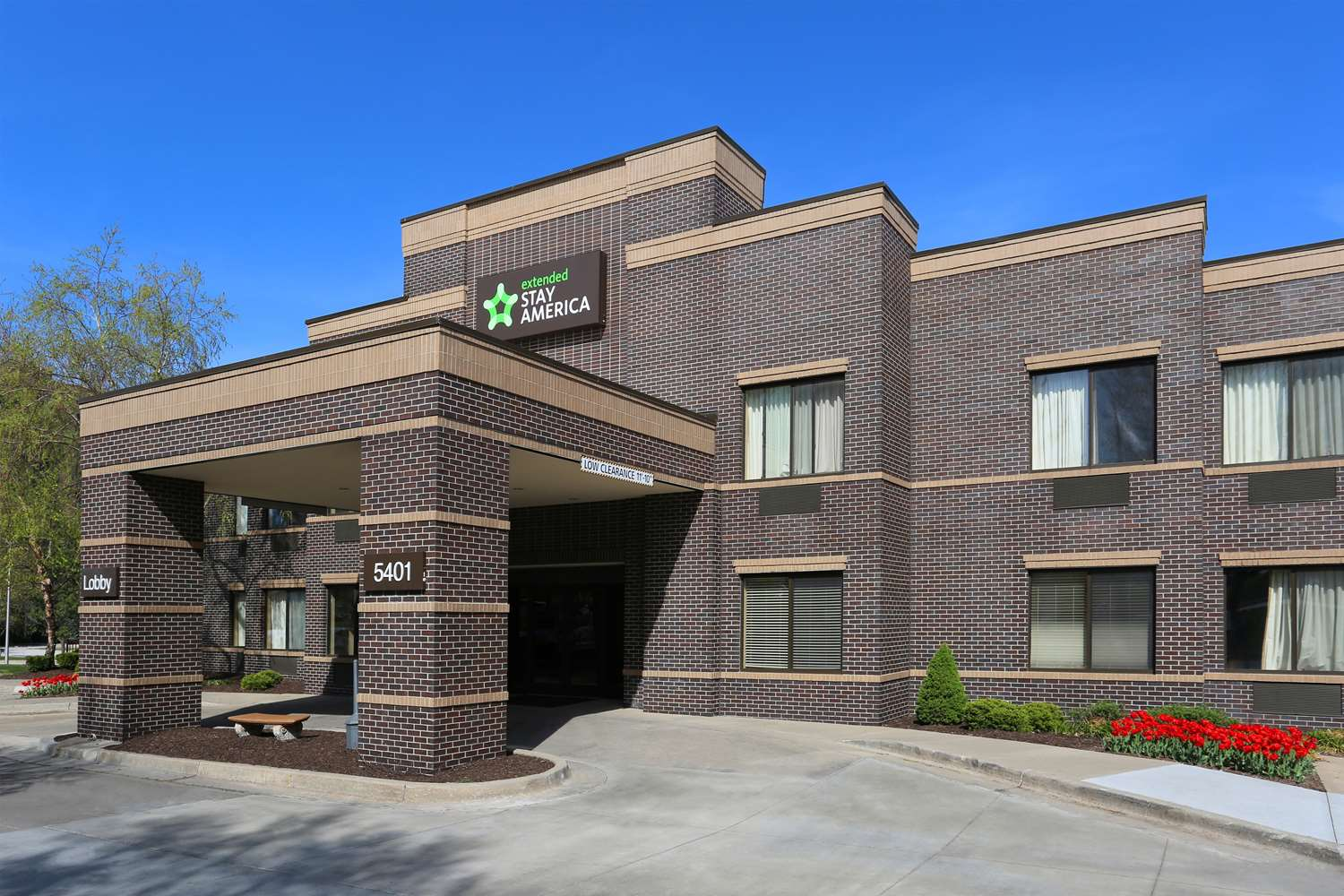 Extended Stay America Hotel Nall Avenue Overland Park