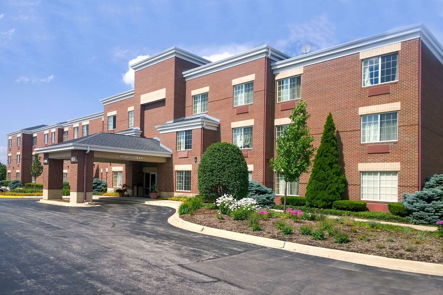 Extended Stay America Hotel Westmont