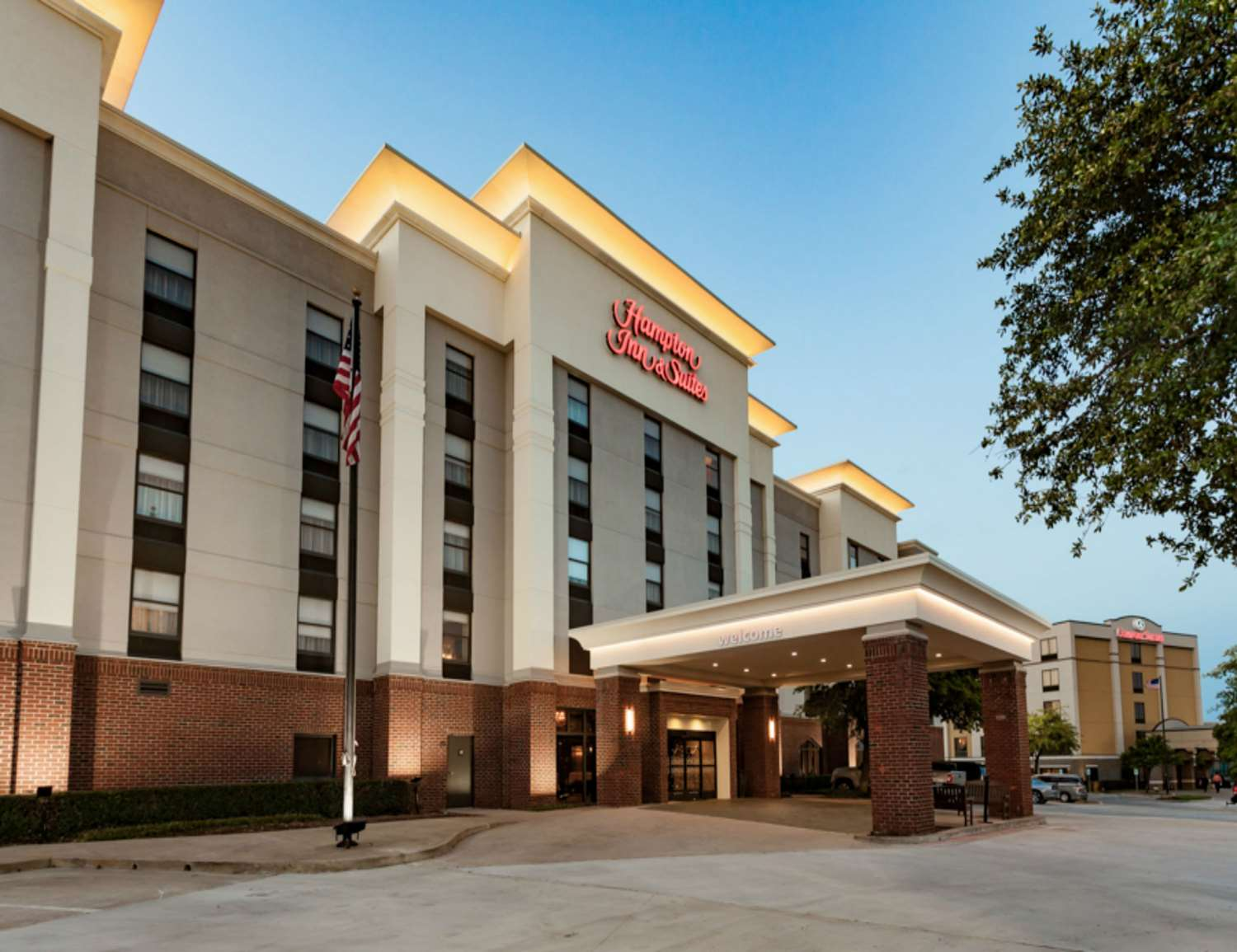 Hampton Inn & Suites Airport Grapevine