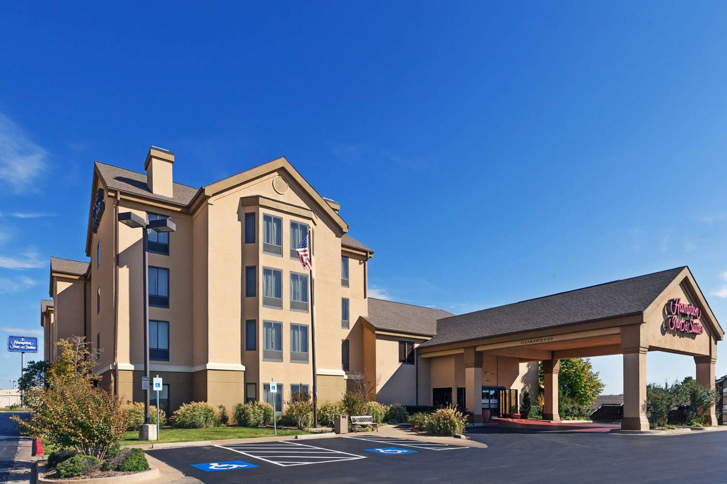 Hampton Inn & Suites Woodland Hills Tulsa