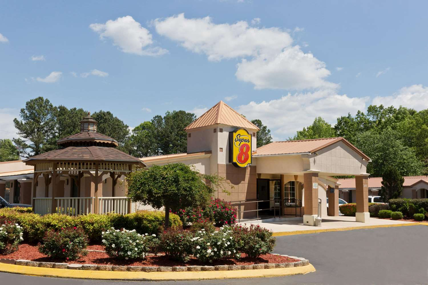 Americas Best Value Inn Airport Charlotte