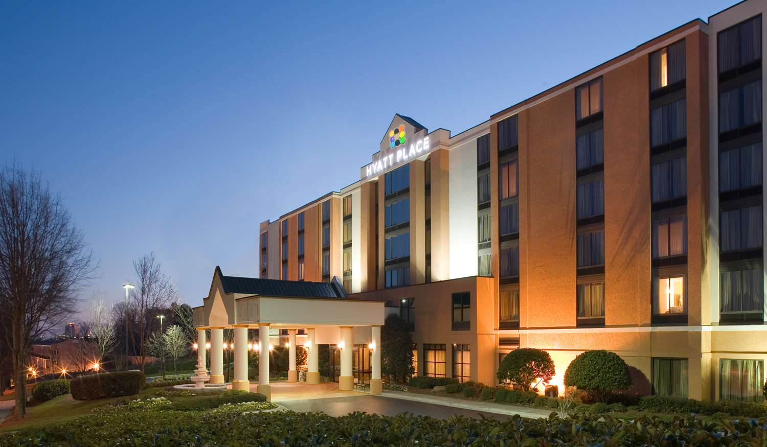 Hyatt Place Hotel Airport Nashvile