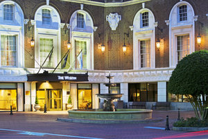 Westin Poinsett Hotel Greenville