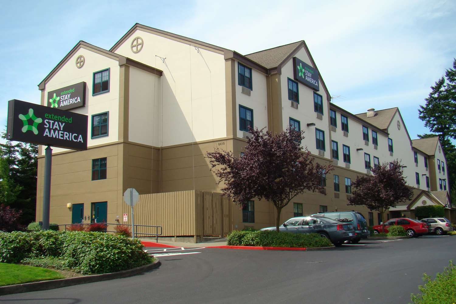 Extended Stay America Hotel North Everett