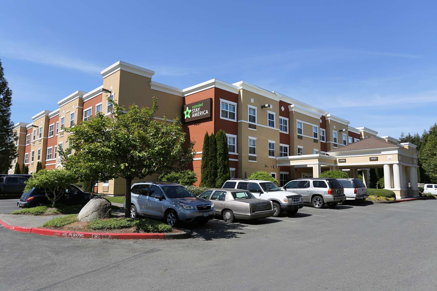 Extended Stay America Hotel Silverlake Everett