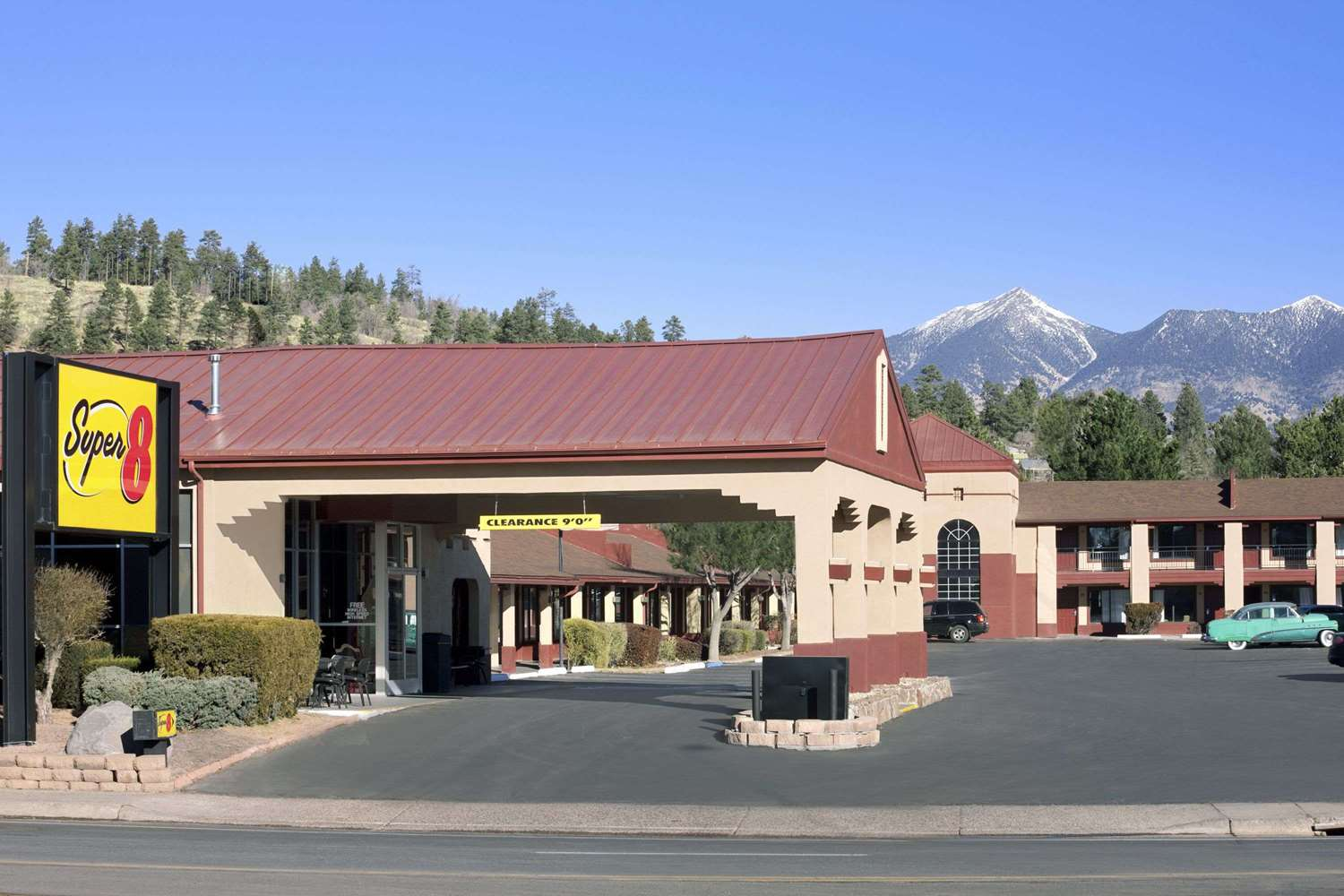 Super 8 Hotel West Flagstaff