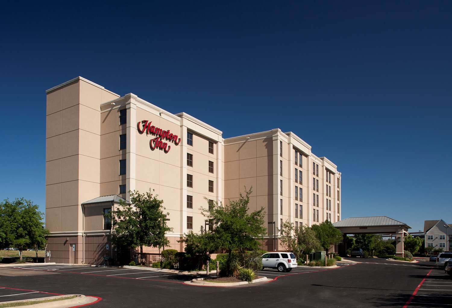Hampton Inn Round Rock