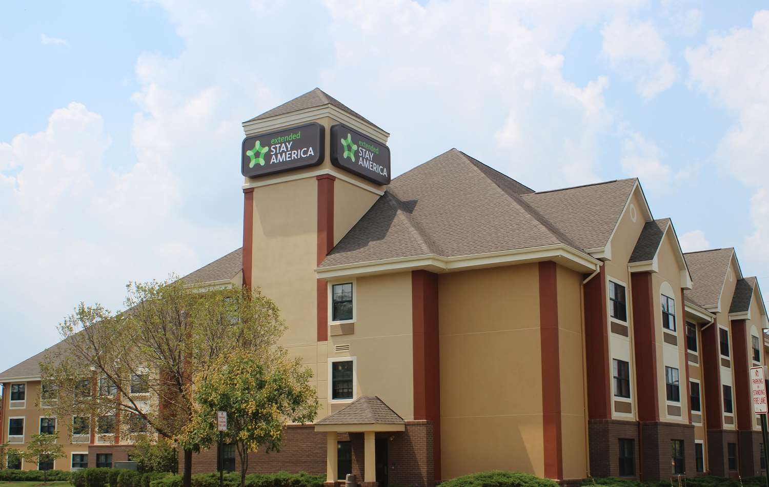 Extended Stay America Hotel Chantilly