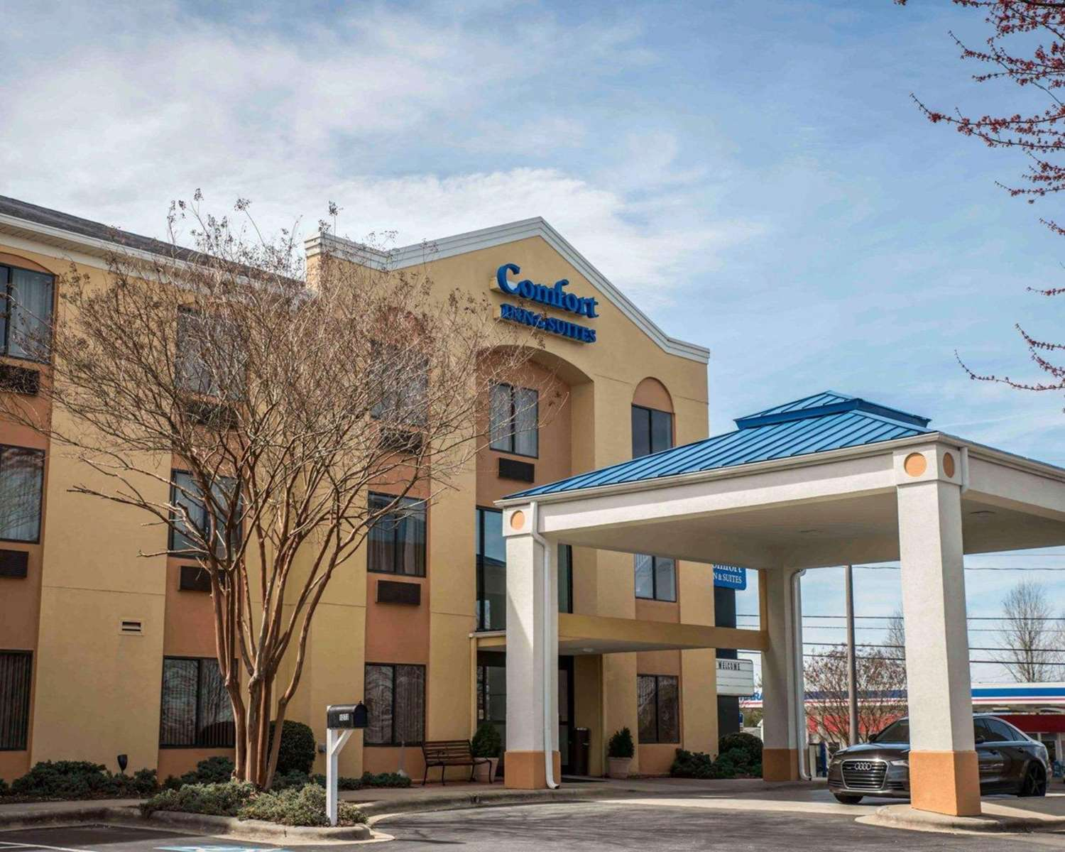 Comfort Inn & Suites Morganton