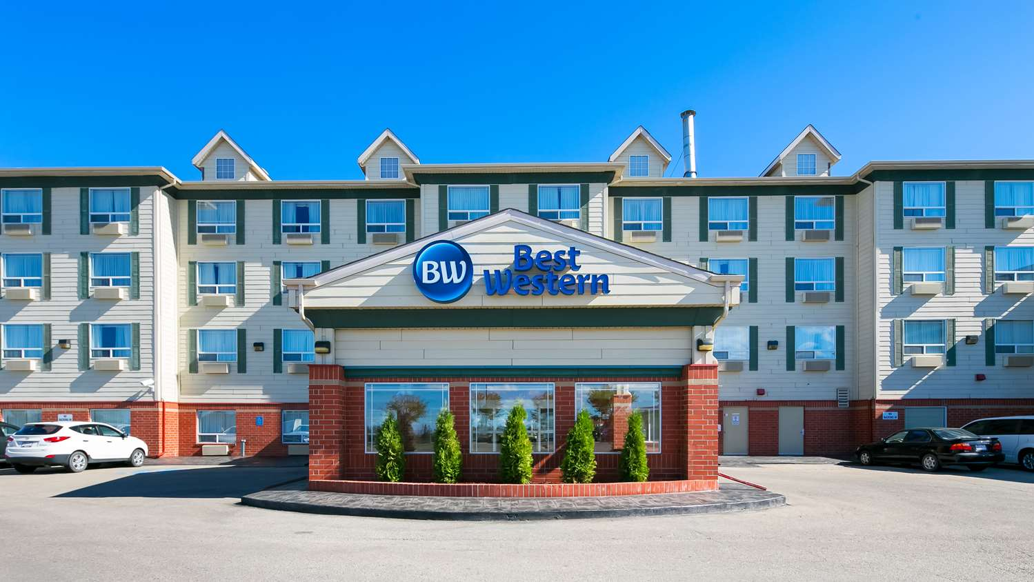 Best Western Grande Prairie Hotel & Suites