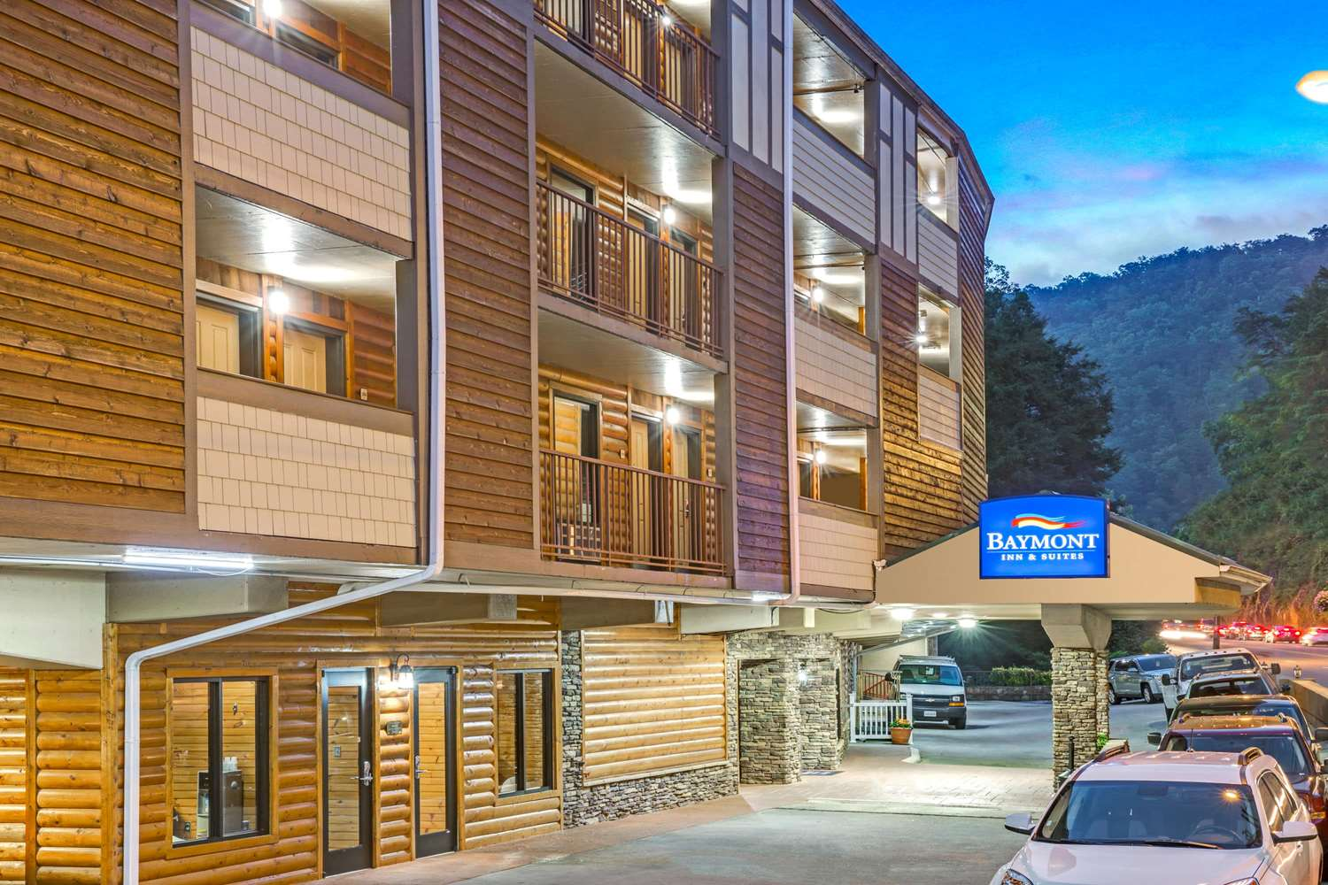 Comfort Inn on the River Gatlinburg