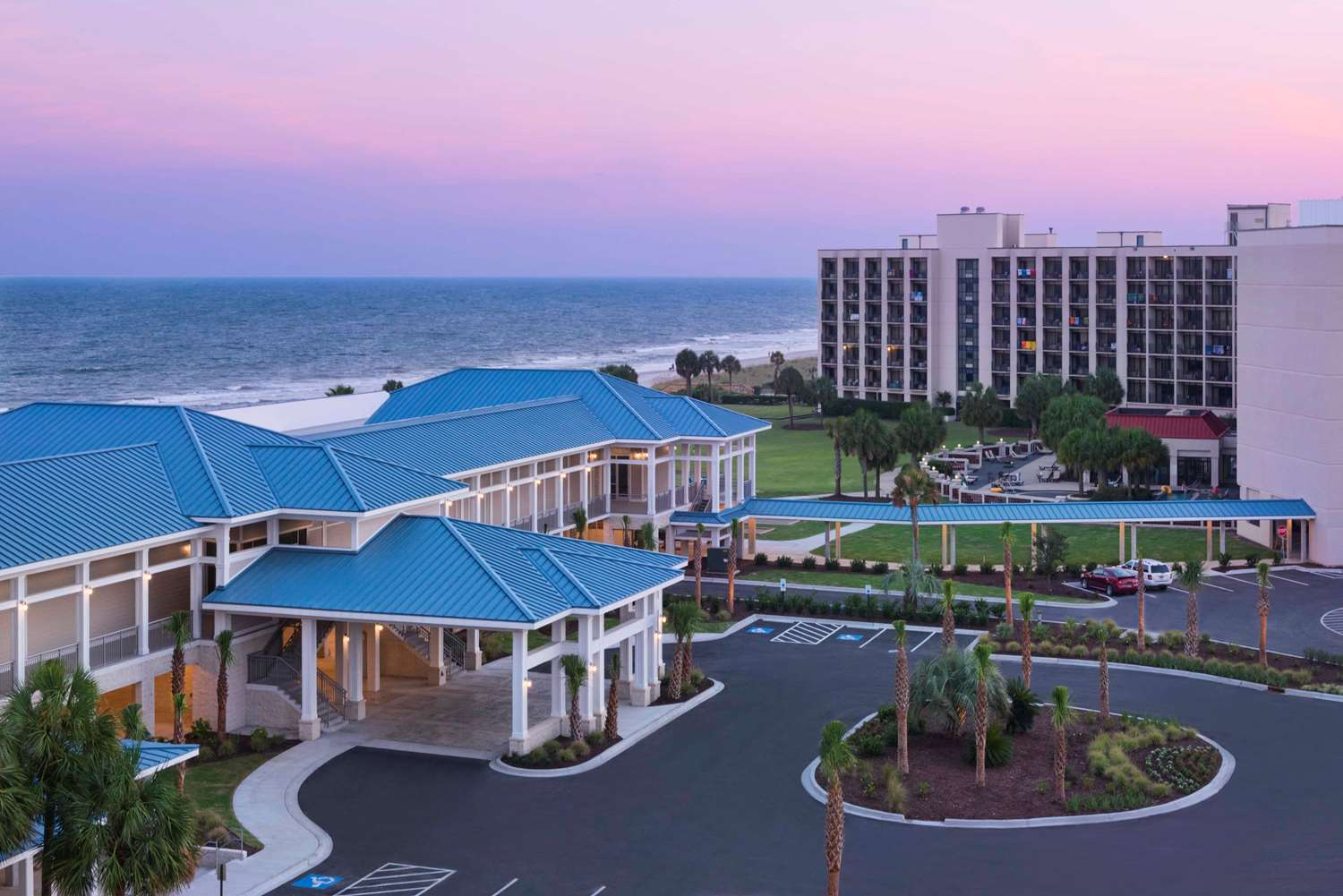 Springmaid Beach Resort Hotel Myrtle Beach