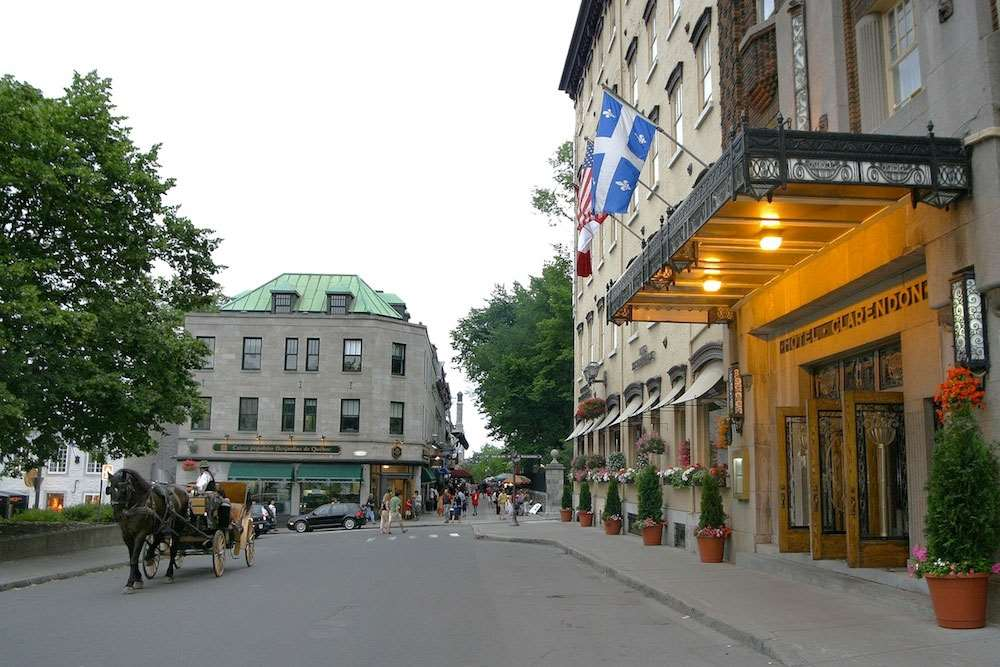 Clarendon Hotel Quebec City