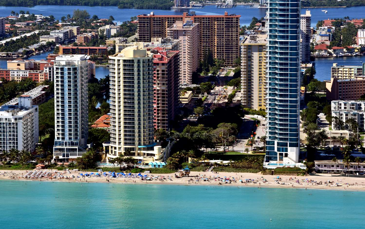 DoubleTree by Hilton Resort Ocean Point Sunny Isles Beach