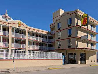 Super 8 Hotel Atlantic City