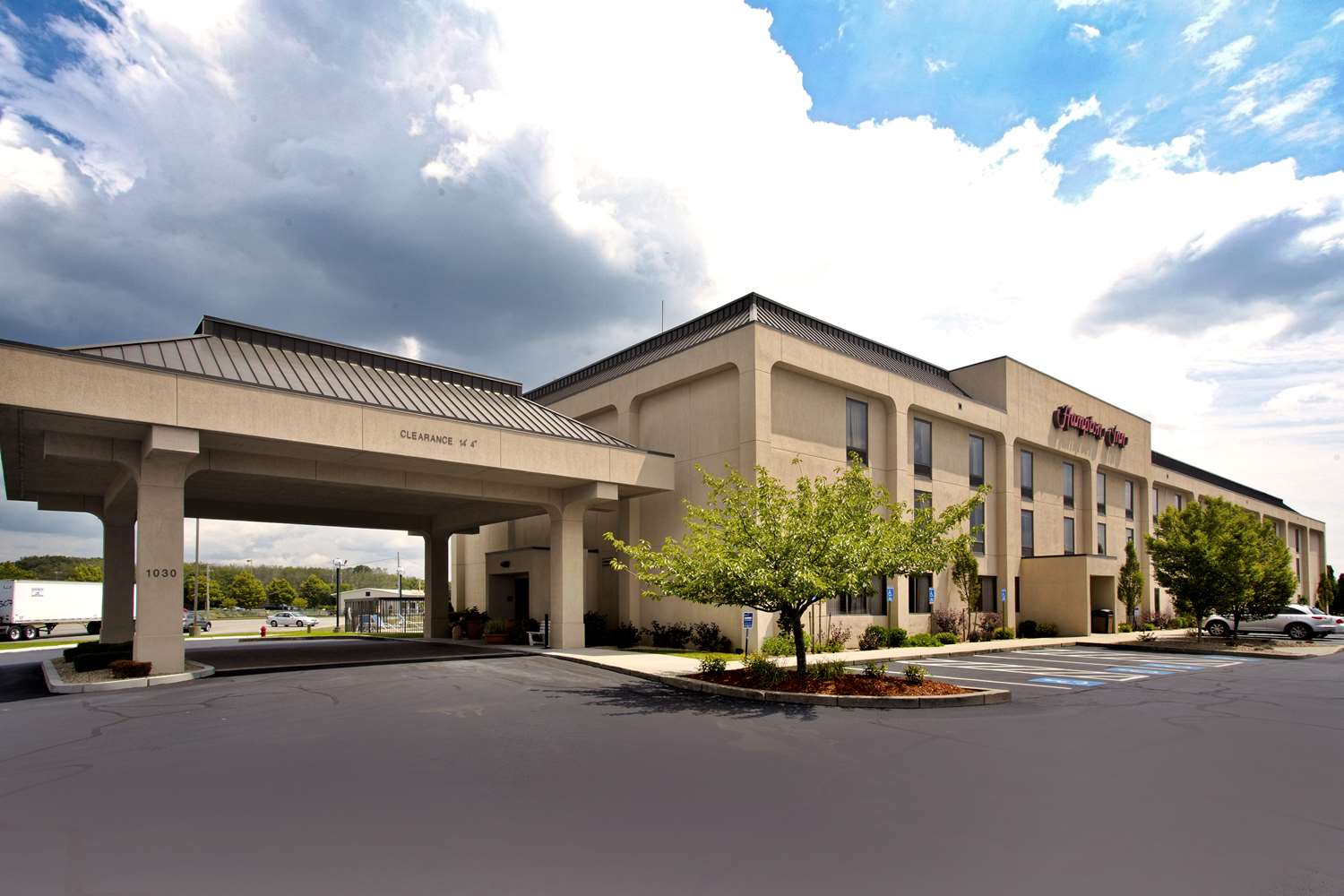 Hampton Inn Seekonk