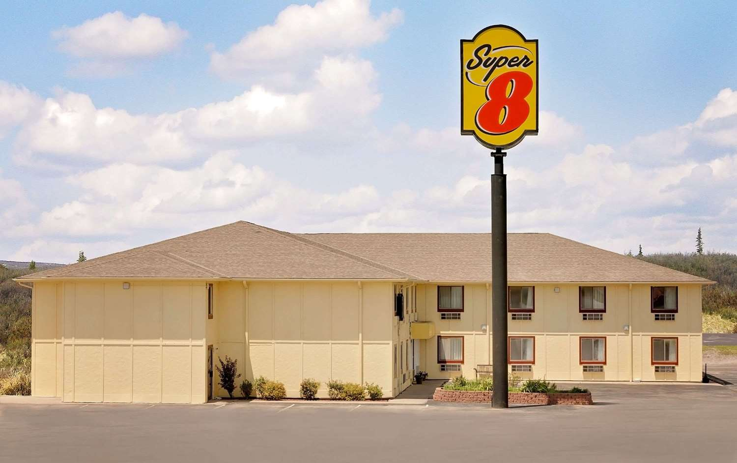 Super 8 Hotel Rock Port