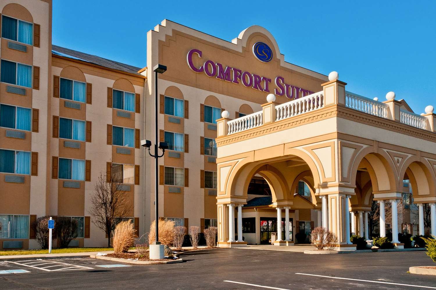 Comfort Suites Notre Dame University South Bend