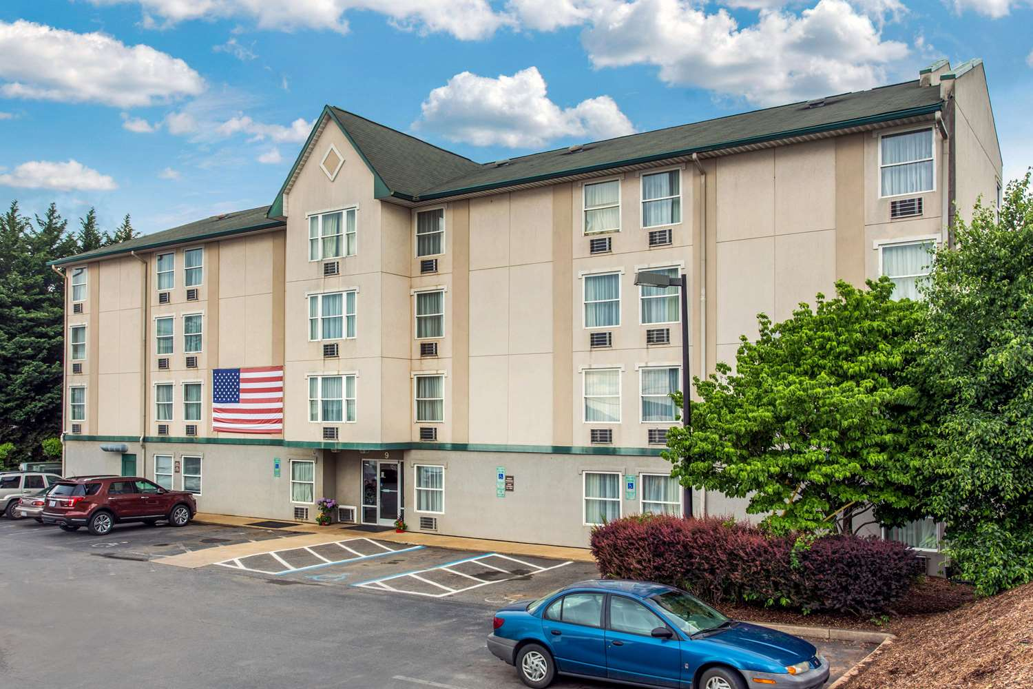 Rodeway Inn & Suites Asheville