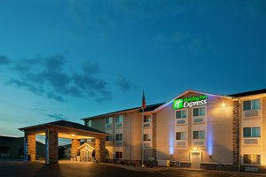 Holiday Inn Express Hotel Tuscola