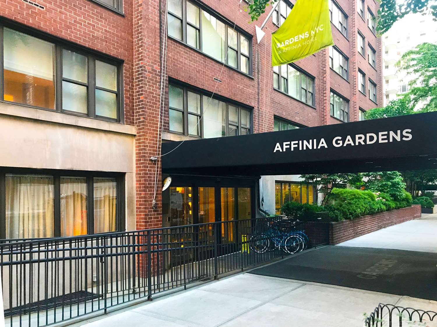Affinia Gardens Hotel New York City