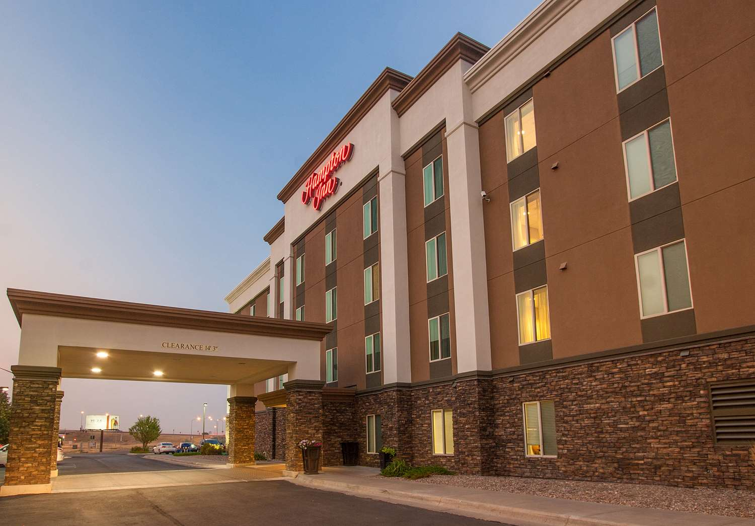 Hampton Inn Great Falls Airport
