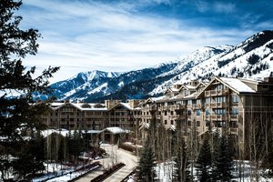 Four Seasons Resort Jackson Hole Teton Village