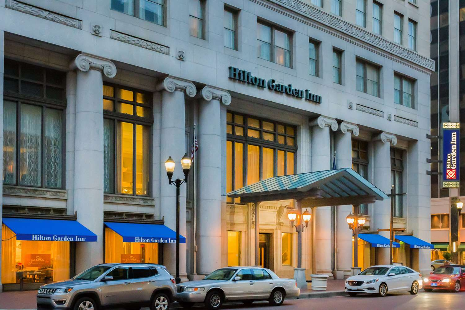 Hilton Garden Inn Downtown Indianapolis