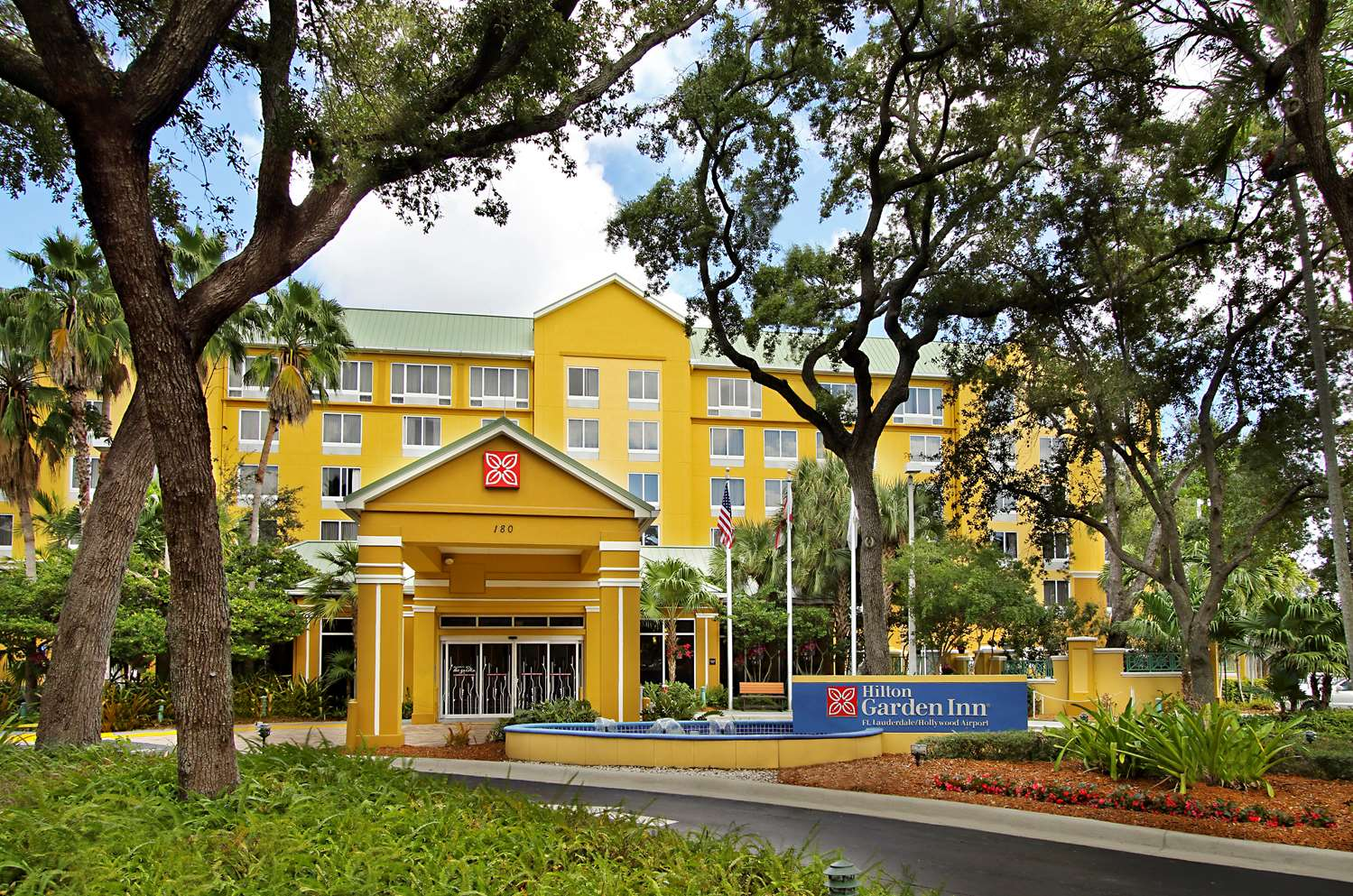Hilton Garden Inn Airport Dania Beach