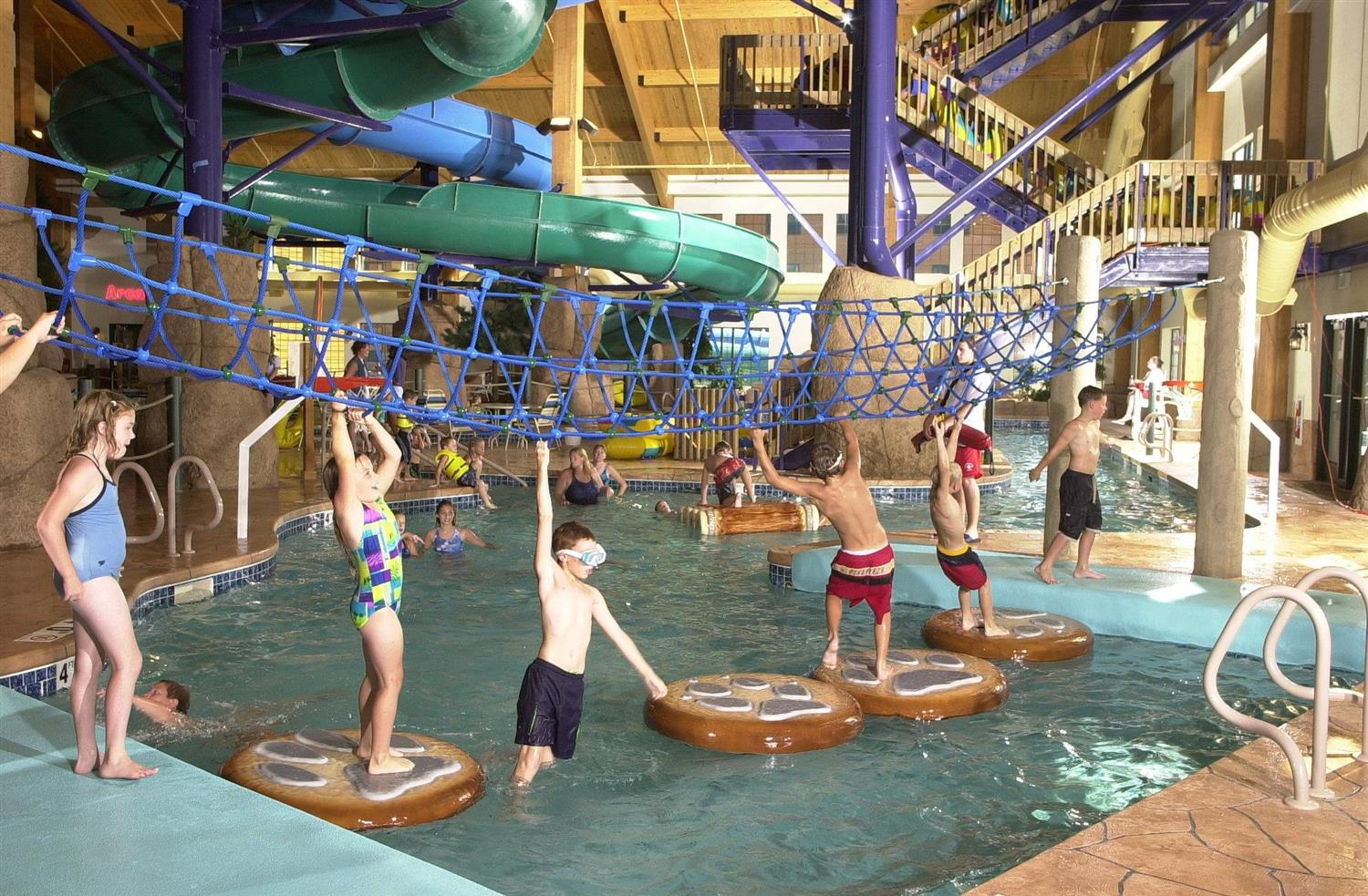 Tundra Lodge Resort Waterpark Green Bay