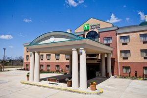 Holiday Inn Express Hotel Clanton
